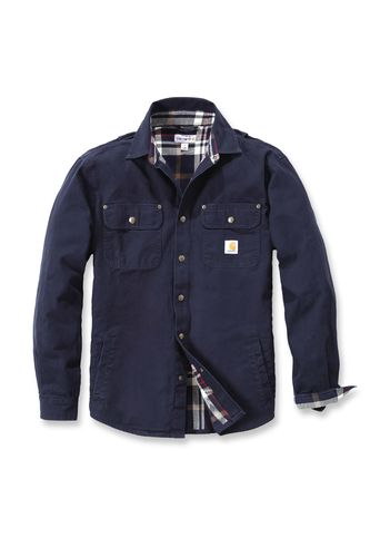 Carhartt ® Weathered Canvas Shirt Jac 100590