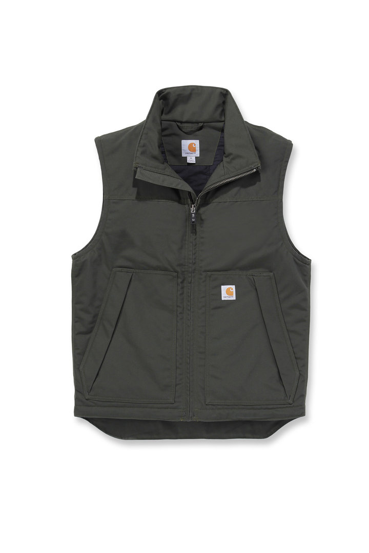 carhartt quick duck jefferson vest jogo workwear. Black Bedroom Furniture Sets. Home Design Ideas