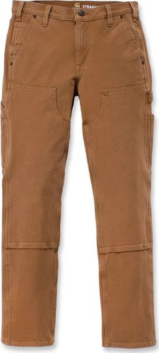 Carhartt ® Women Stretch Twill Double Front Trousers 104296