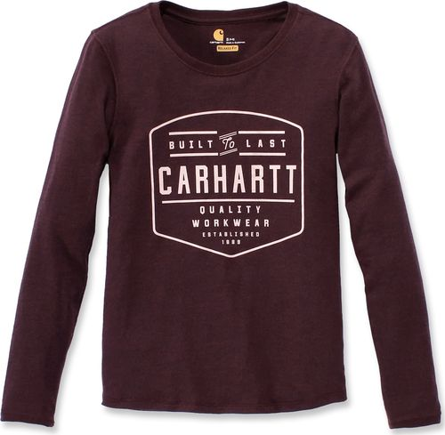 Carhartt ® Women Graphic Long Sleeve T-Shirt 103929