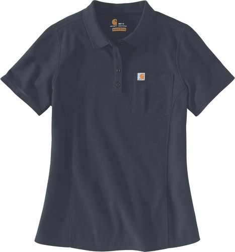 Carhartt ® Women Short Sleeve Polo 104229