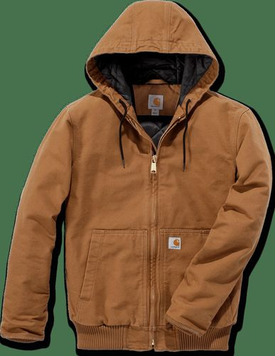 Carhartt ® Washed Duck Active Jacket 104050
